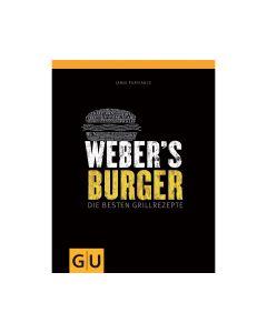 Blaha Gartenmöbel - Webers® Burger - Die besten Grillrezepte, Buch (GR-WB33359)