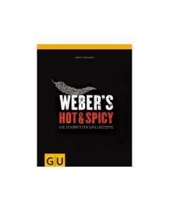 Blaha Gartenmöbel - Webers® Hot & Spicy, Buch (GR-WB37845)
