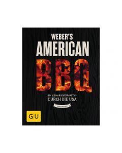 Blaha Gartenmöbel - Weber's American Barbecue, Buch (GR-WB57171)