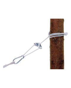 Blaha Gartenmöbel - Seil mit Karabinerhaken für Hängematte & -sessel (HM-AZ4033)