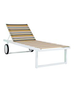Blaha Gartenmöbel - Liege Stripe (LI-DL6069_CFG078085)