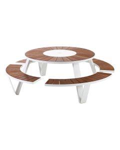 Blaha Gartenmöbel - Garnitur Pantagruel, ohne Sonnenschirm (SA-EX6765_CFG108040)