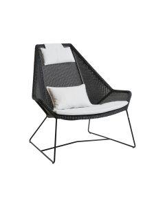 Blaha Gartenmöbel - Loungesessel Finley hoch (SE-CL5469)