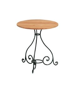 Blaha Gartenmöbel - Tisch Classic, Ø 65 cm (TI-WH1934)