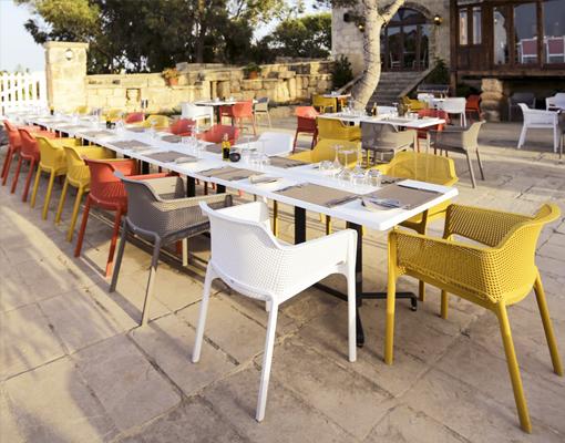Blaha Gartenmöbel _Restaurant